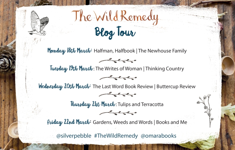 The Wild Remedy blog tour card (1)